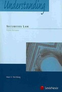Understanding Securities Law 5th edition 9781422473498 142247349X