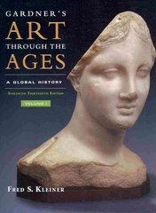 Gardner's Art Through the Ages 13th edition 9781439085806 1439085803