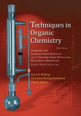 Techniques in Organic Chemistry 3rd Edition 9781429219563 1429219564