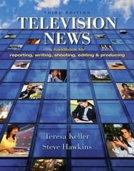 Television News 3rd Edition 9781934432280 1934432288