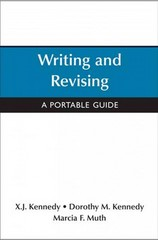 Writing and Revising with 2009 MLA Update 1st edition 9780312623395 0312623399