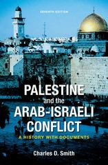 Palestine and the Arab-Israeli Conflict 7th edition 9780312535018 0312535015