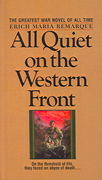 All Quiet on the Western Front 1st Edition 9780812415032 0812415035
