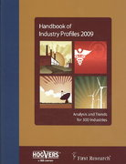 Handbook of Industry Profiles 2009 2nd edition 9781573111331 1573111333