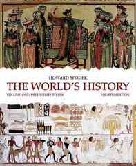 The World's History 4th edition 9780205708383 0205708382