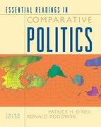 Essential Readings in Comparative Politics 3rd edition 9780393934014 0393934012