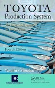 Toyota Production System 4th Edition 9781466504516 146650451X