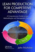 Lean Production for Competitive Advantage 1st Edition 9781439820964 1439820961
