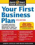 Your First Business Plan 5th edition 9781402204128 1402204124
