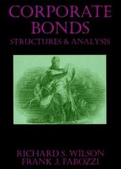 Corporate Bonds 1st edition 9781883249076 1883249074