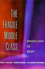 The Fragile Middle Class 0 9780300079609 0300079605