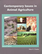 Contemporary Issues in Animal Agriculture 3rd edition 9780131125865 0131125869