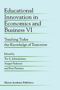 Educational Innovation in Economics and Business VI 1st edition 9781402004780 1402004788
