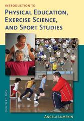 Introduction to Physical Education, Exercise Science, and Sport Studies 8th Edition 9780073523781 007352378X