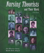 Nursing Theorists and Their Work 5th edition 9780323011938 0323011934
