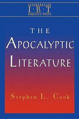 The Apocalyptic Literature 1st Edition 9780687051960 0687051967
