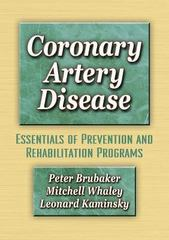 Coronary Artery Disease 1st edition 9780736027953 0736027955