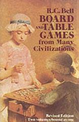 Board and Table Games from Many Civilizations 1st Edition 9780486145570 0486145573