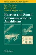 Hearing and Sound Communication in Amphibians 1st edition 9780387325217 0387325212