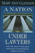 A Nation under Lawyers 0 9780674601383 0674601386