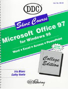 Learning Microsoft Office 97 0 9781562435059 1562435051