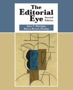 The Editorial Eye 2nd Edition 9780312152703 0312152701