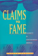 Claims to Fame 1st Edition 9780520083530 0520083539