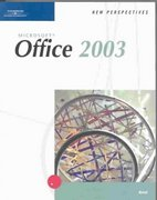 New Perspectives on Microsoft Office 2003, Brief 1st edition 9780619206574 0619206578