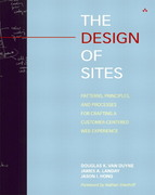 The Design of Sites 2nd Edition 9780131345553 0131345559