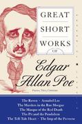 Great Short Works of Edgar Allan Poe 0 9780060727857 0060727853