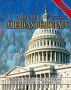 The New American Democracy 4th edition 9780321210012 0321210018