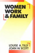 Women, Work and Family 1st edition 9780415902625 0415902622