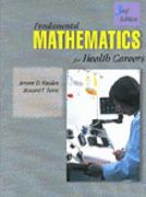Fundamentals of Mathematics for Health Careers 3rd edition 9780827366886 0827366884