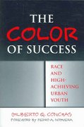 The Color of Success 0 9780807746608 0807746606