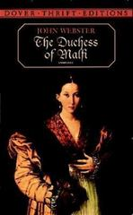 The Duchess of Malfi 1st Edition 9780486406602 0486406601