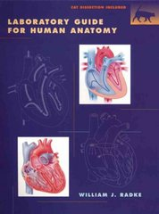 A Laboratory Guide to Human Anatomy 1st Edition 9780471414131 0471414131