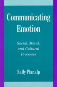 Communicating Emotion 1st Edition 9780521557412 0521557410