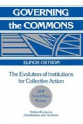 Governing the Commons 1st Edition 9780521405997 0521405998