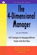 4-Dimensional Manager 1st Edition 9781576751350 157675135X