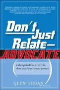 Don't Just Relate - Advocate! 1st edition 9780131913615 0131913611