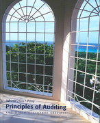 MP Principles of Auditing W/ Internal Control/What Is Sarbanes Oxley/PW 14th edition 9780073107981 0073107980