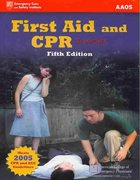 First Aid And CPR Essentials 5th edition 9780763742263 0763742260