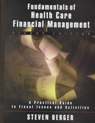 Fundamentals of Health Care Financial Management 2nd edition 9780787959807 0787959804