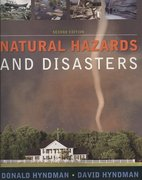 Natural Hazards and Disasters 2nd edition 9780495316671 0495316679