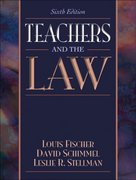 Teachers and the Law 6th edition 9780321082107 0321082109