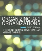 Organizing and Organizations 3rd edition 9781412901307 1412901308