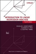 Introduction to Linear Regression Analysis 4th edition 9780471754954 0471754951