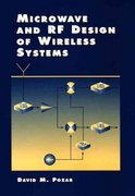 Microwave and RF Wireless Systems 1st edition 9780471322825 0471322822