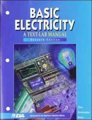 BASIC ELECTRICITY: A Text-Lab Manual 7th edition 9780078212758 0078212758