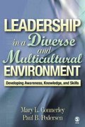 Leadership in a Diverse and Multicultural Environment 1st Edition 9781452208770 1452208778